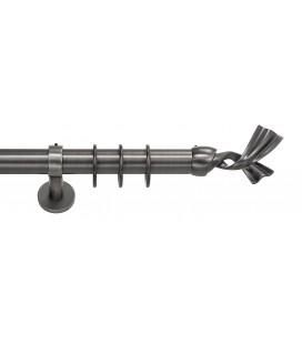 bastone per tende acciaio