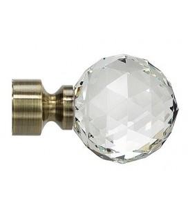 Bastone Singolo Elegante crystallo