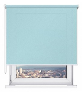 Roller Blind SIMONA light blue